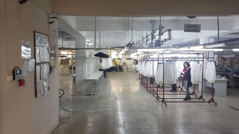 Bayan Dış Giyim Üretimi